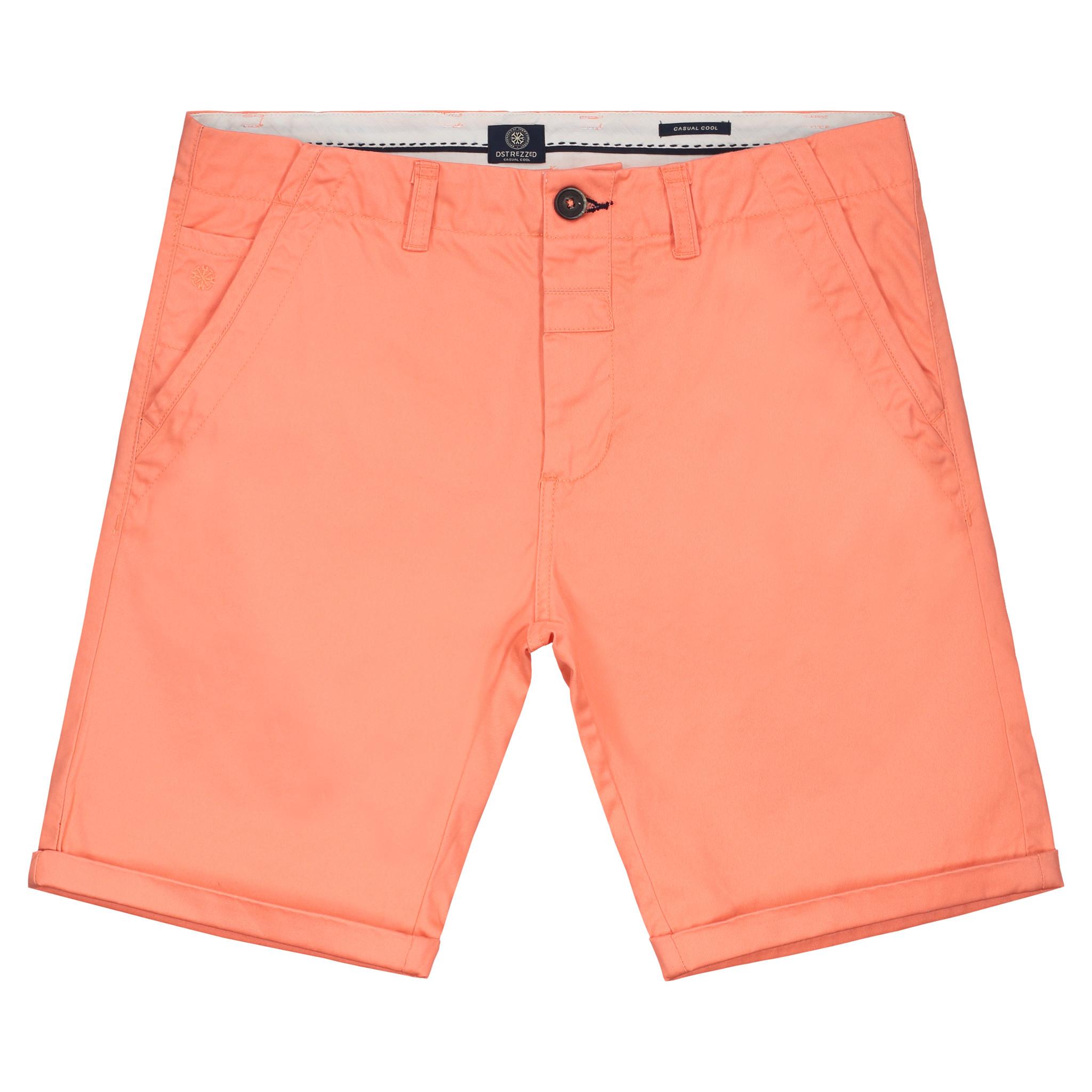 Dstrezzed Chino Short Oranje