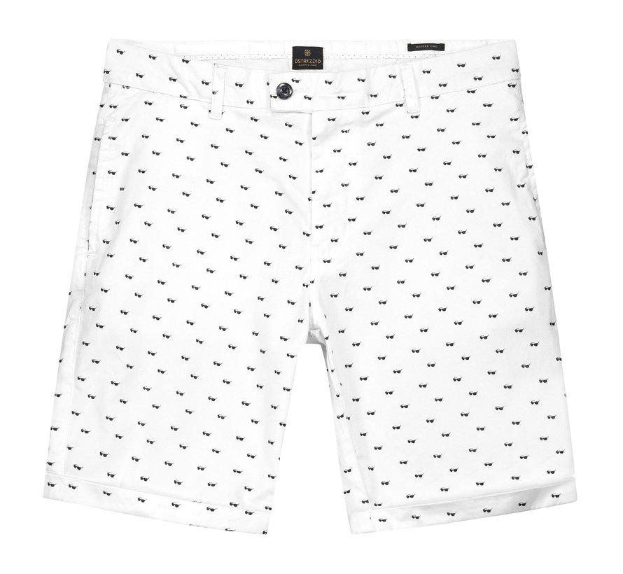 Chino Short Sunglasses Wit (515094 - 100)