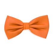 Tresanti Klassieke Oranje Geribde Vlinderdas (TMBOZZ001Q)