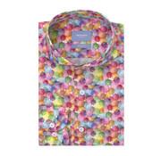 Tresanti Overhemd Regular Fit Paraplu Multicolor (TCSHDA087A)
