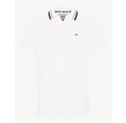 Tommy Hilfiger Classic Polo Wit (DM0DM05509 - 100)