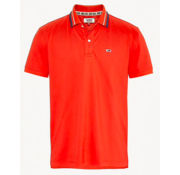 Tommy Hilfiger Classic Polo Rood (DM0DM05509 - 667)