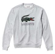 Lacoste Sweater Logo Grijs (SH6382 - CCA)