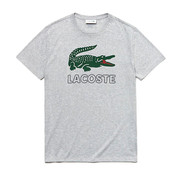 Lacoste T-shirt Logo Grijs (TH6386 - CCA)
