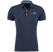 New Zealand Auckland Polo Marine Blauw (19CN120 - 282)