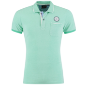 New Zealand Auckland Polo Neon Groen (19CN109 - 468)