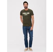 Cavallaro Napoli T-shirt Donker Groen (1791004 - 53000)