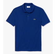 Lacoste Polo Korte Mouw Slim Fit Blauw (PH4012 - X0U)