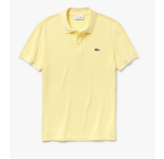 Lacoste Polo Korte Mouw Slim Fit Geel (PH4012 - 6XP)