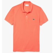 Lacoste Polo Korte Mouw Slim Fit Oranje (PH4012 - AEE)