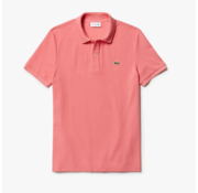 Lacoste Polo Korte Mouw Slim Fit Roze (PH4012 - F9C)