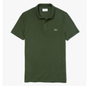 Lacoste Polo Korte Mouw Slim Fit Army Green (PH4012 - 3M9)