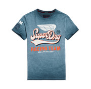 Superdry T-shirt Navy (M10106YT-A7Q)