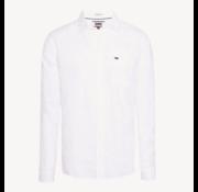 Tommy Hilfiger Overhemd Regular Fit Classic White (DM0DM06008 - 100)
