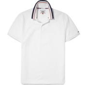 Tommy Hilfiger Classic Polo Wit (DM0DM04515 - 100)