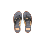 Rehab Slippers Raoul Checker Grijs (1812 250502 - 2000)
