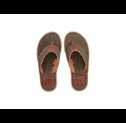 Rehab Rehab Slippers Raoul Art Deco Groen (1812 250506 - 6400)