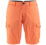 New Zealand Auckland Korte Broek + Riem Mission Bay Neon Orange (19DN601 - 698)