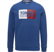 Tommy Hilfiger Sweater Regular Fit Blauw (DM0DM06216 - 434)