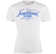 New Zealand Auckland T-Shirt Wit Tekst  (19CN703 - 10)
