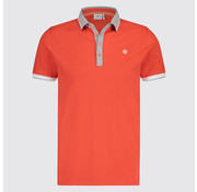 Blue Industry Polo Red (KBIS19 - M70 - Red)