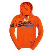 Superdry Sweater Oranje Met Logo (M20110TU - A8O)