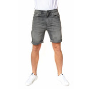 Amsterdenim Jeans Short Grijs Mokum Betondorp  (AM1902 - 181907)