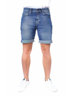 Amsterdenim Jeans Short Mokum Steen (AM1902 - 180507)