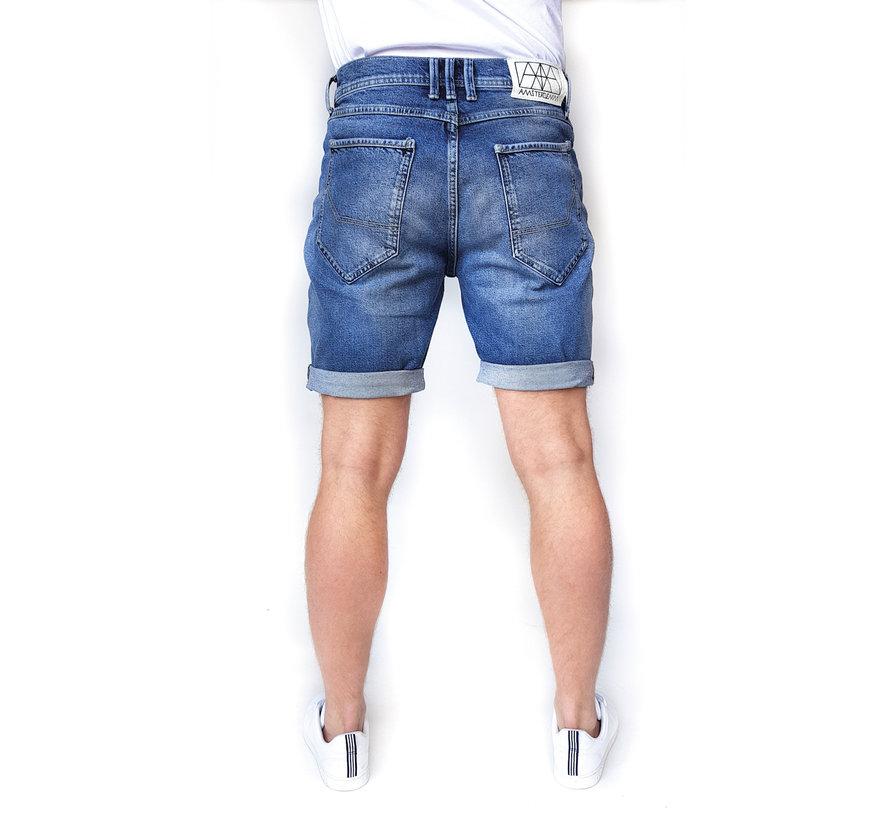 Jeans Short Mokum Steen (AM1902 - 180507)