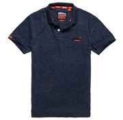 Superdry Jersey Polo Navy (M11206EU - S4G)