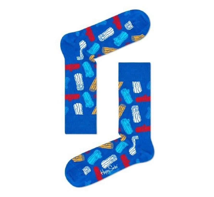 1pack sokken Logs (LOG01-6000)