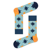 Happy Socks 1pack sokken Nautical (NST01-6000)