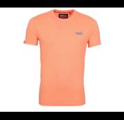 Superdry T-Shirt Fluor Oranje (M10164EU - FI0)