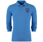 New Zealand Auckland Polo Lange Mouwe Blauw (19AN208 - 292)