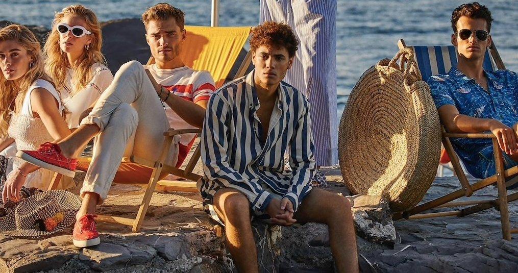 Creëer jouw beachlook en profiteer van 25% KORTING bij Nieuwnieuw.com Herenmode!