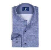 Overhemd Print Blauw (103.WSP.028 - 010)