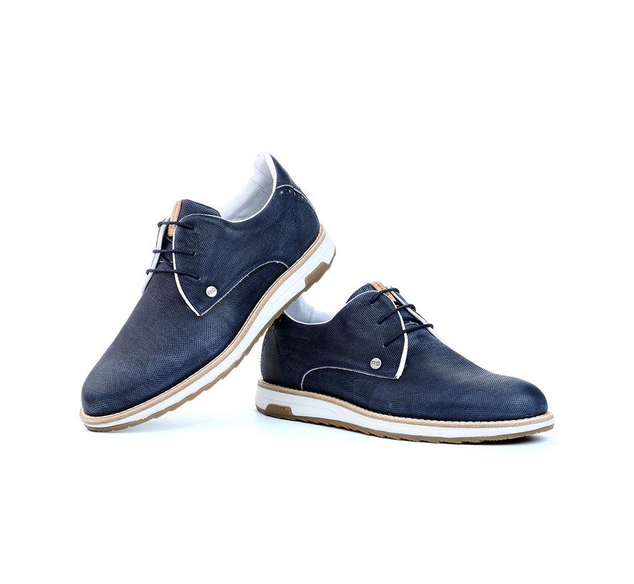 Schoenen Nolan Perfo Donker Blauw (1712 606202 - 8100)