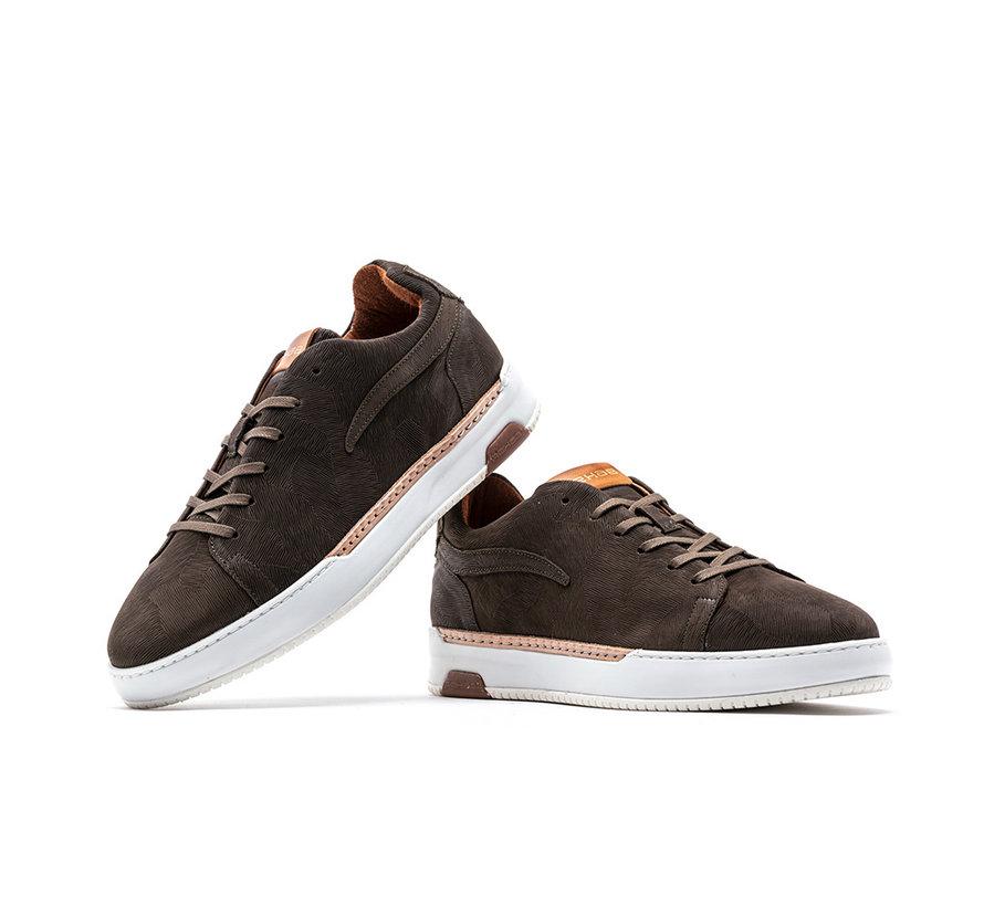 Sneakers Thomas III Tree Nub Donker Groen (1912 603152 - 6800)