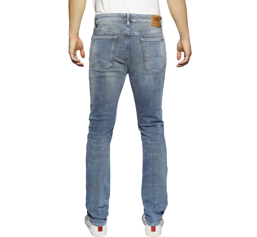 Jeans Simon Skinny Fit Blauw (DM0DM04948 - 911)