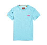 Superdry T-shirt Ronde Hals Blauw (M10164EU - R4U)