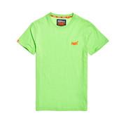 Superdry T-shirt Ronde Hals Groen (M10164EU - R4V)