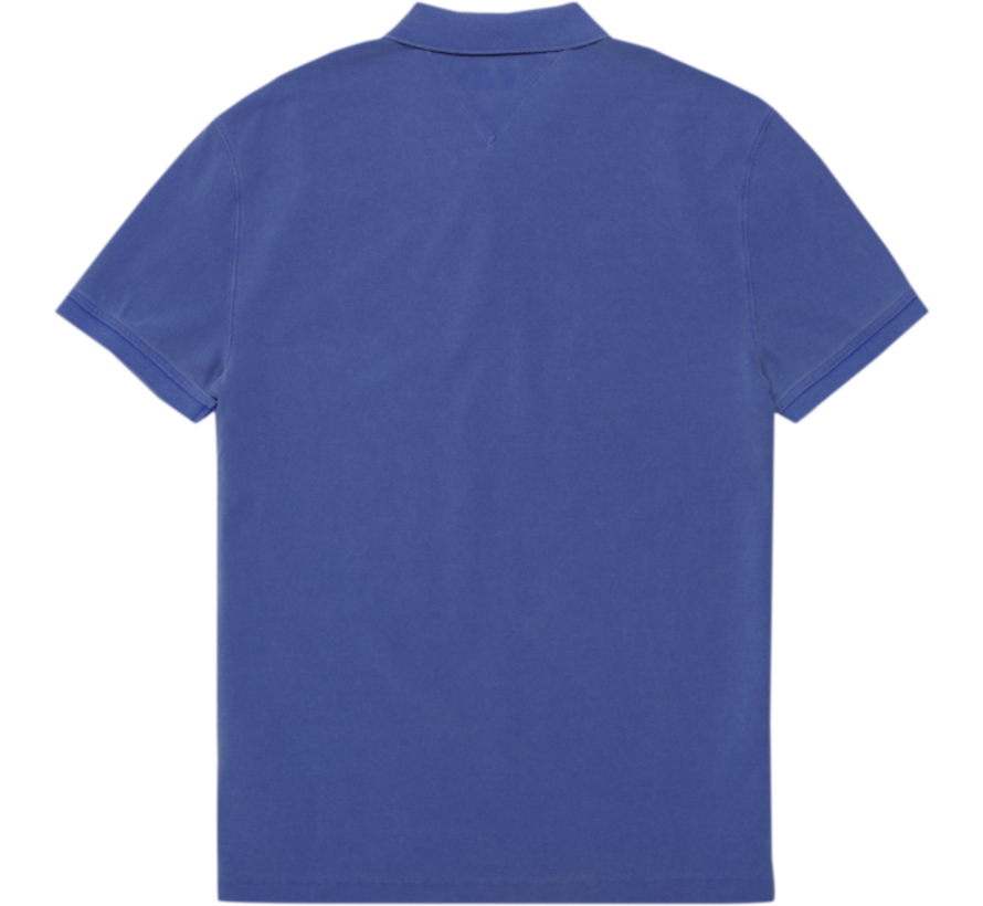 Polo Korte Mouw Blauw (DM0DM05191 - 434)