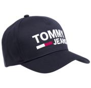 Tommy Hilfiger Pet Logo Zwart (AM0AM04676 - 496)