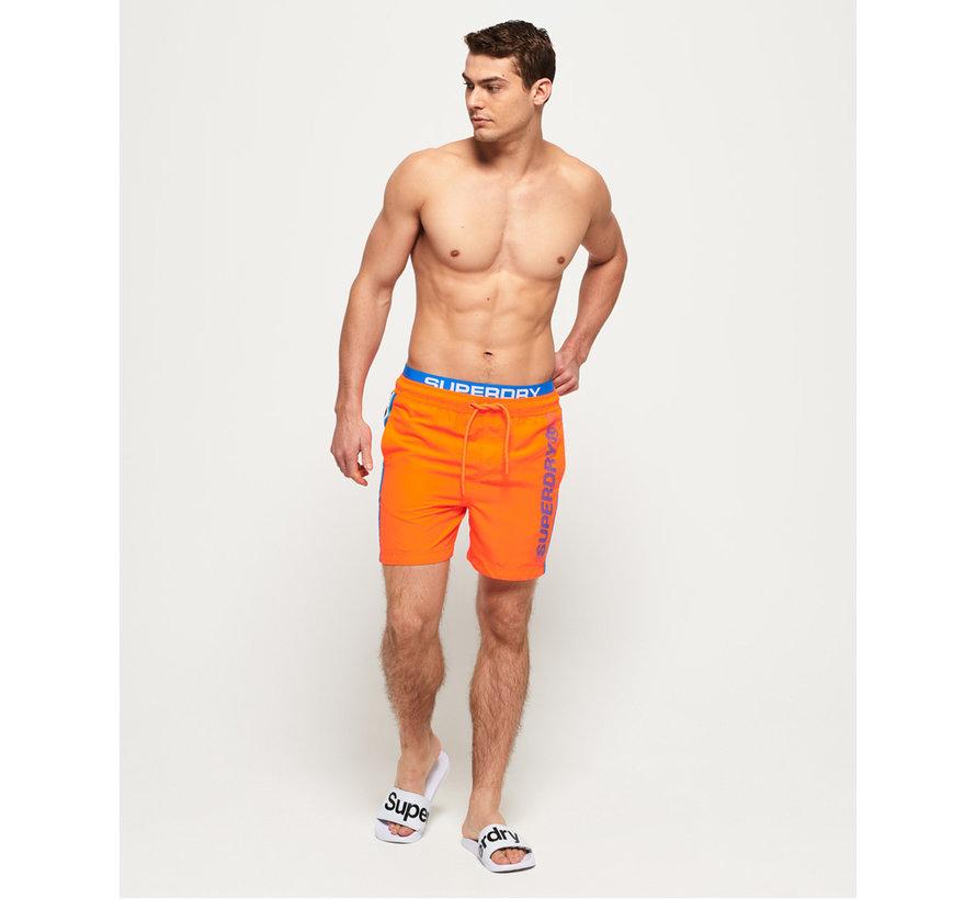 Zwemshort Neon Oranje (M30102AU - VQH)