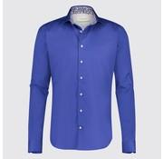 Jackett & Sons Overhemd Kobalt Blauw (JS1903)