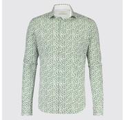 Jackett & Sons Overhemd Print Groen (JS1906)