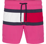 Tommy Hilfiger Drawstring Zwemshort Roze (UM0UM01070 - 501)