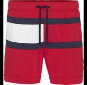 Tommy Hilfiger Drawstring Zwemshort Rood (UM0UM01070 - 611)