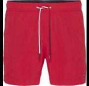 Tommy Hilfiger Drawstring Zwemshort Rood (UM0UM01081 - 611)