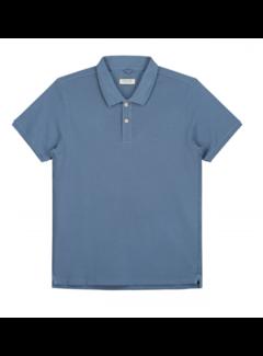 Dstrezzed Polo Korte Mouw Horizon Blue (202380 - 626)